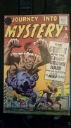 Journey Into Mystery 76 Black Circle Variant 1962