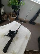 Baitcasting Fishing Rod Zebco Rhino And Reel South Bend Lot D43