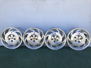 1991-99 Chevrolet Corvette 17 Genuine Factory Oem Polish Wheels Rims Set Of 4