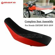 Dirt Bike Motorcycle Seat Cushion Complete Seat Assembly For Honda Crf230f 15-19