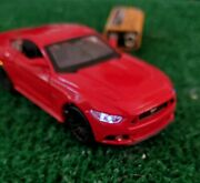 Die Cast 2015 Ford Mustang Gt W Led Lights - O Scale Lionel Train Layouts