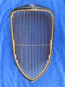 Rare Calandre Voiture Car Radiator Grill Ford 1932 ... 1937 Model Y Hot Rod