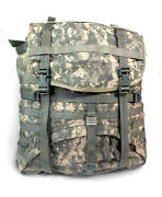 Usgi Molle Ii Large Rucksack - Field Pack - Acu - A+ Condition