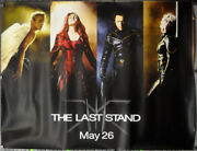 X-men The Last Stand 2006 Original 46x60 Bus Shelter Movie Poster Halle Berry