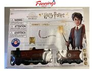 Used Hogwarts Battery Operated 37-piece Train Set With Remote Missing 8 Pieces