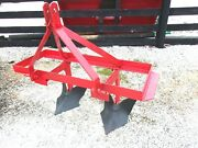Used 2 Row Laying Off/middle Buster Plow Free 1000 Mile Delivery From Ky