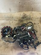 1995 40 Hp Mercury Outboard Ignition System Complete Stator Switch Box Trigger