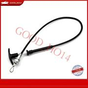 New 77-81 Hood Latch Release Cable Handle For Firebird Trans Am 526637