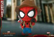 Hot Toys Cosb672 Spider-man Travelling Ver.cosbaby Bobble-head Mini Figure Toy