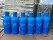 Asea Water Redox Supplement 6 Bottles+free Shipping Exp 2022