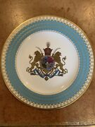 Spode Imperial Plate Of Persia 1971 Limited Edition Rare Made In Uk