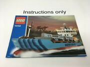 Only Instructions Lego 10152 Maersk Container Ship No Bricks/parts
