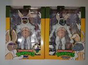 Loot Crate Neca Tmnt Bebop And Rocksteady Bunny Suit Plus Extras