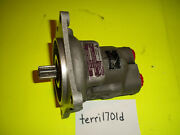 Cessna Pump Hydraulic 9912062-3 Core Appears Undamaged Used Airplane Aviation