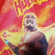 [nos] Vintage 90and039s Wwf Chalk Line Jacket Hulk Hogan Size L Made In Usa Very Rare