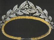 Vintage Reproduction Victorian Art Rose Cut Diamond And Sterling Silverthe Lure