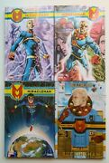 Miracleman 1 2 3 + The Golden Age Hardcover Marvel Graphic Novel Comic Book Lot