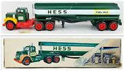 Hess Gasoline Tanker Truck Your New Hess Truck Trailer Toy 1974 Used
