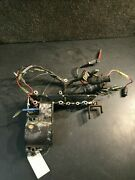 Yamaha Oem Wire Harness W/ Bracket And Rectifier Outboard Engine 40hp
