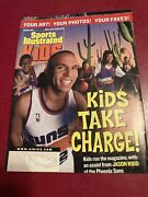 Sports Illustrated For Kids 2000 Serena Williams Card-sheet/magazine + Manning