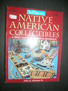 Warman's Native American Collectibles Book Price Guide Historical Reference L@@k