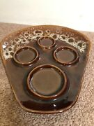 Kernewek Cornwal - Honecomb Glaze - Condiment Tray - Spare / Replacement