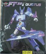 Transformers Fans Toys Ft-29t Quietus Brand New Sealed In Hand In Usa