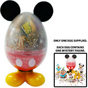 Official Disney Store Mickey Mouse And Friends Mystery Surprise Figure Easter Egg