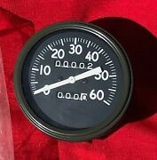 Wwii Jeep Willys Mb Ford Gpw Speedometer Early Wo-a-8180 And Gpw 17255 A