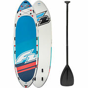 F2 Inflatable Big Star Sup 8 Person Stand Up Paddle Board Paddle Isup Set