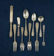 Schofield, Baltimore Rose Sterling Silver Place Setting - Free Shipping Usa