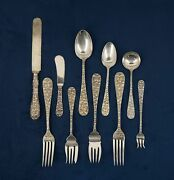 Schofield Baltimore- Rose Sterling Silver Place Setting - Free Shipping Usa