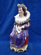 Superbe Rare ++ Top ++ Tisaniere Personnage Ancienne Old Persona Tea Pot