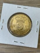 1750 Netherlands Gold 14 Gulden Repaired From Jewelry 100 Original