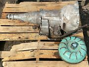 F Fix It -  1960's Non Working Ford-o-matic Automatic Transmission