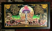 Allman Brothers String Cheese 2004 Red Rocks Custom Framed Poster 256 Rare