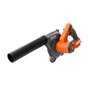 Cordless Compact Jobsite Blower 18v Lithium-ion Inflator Deflator Nozzle New