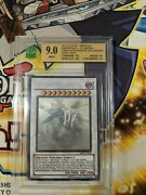Yugioh Majestic Red Dragon Abpf-en040 Ghost Rare Unlimited Mint Mnt Graded 9