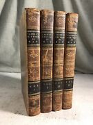Sketches Of The History Of Man 4 Vols By Henry Home, Lord Kaims Antique Books