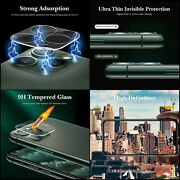 [3 Pack] Peche Camera Lens Protector [add Cameras Flash Circle]
