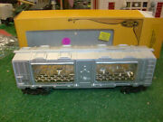 Lionel Trains No. 9320 Limited Edition Series Gold Bullion Car In Box - Nice