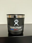 Double Wall Vacuum Insulated Whiskey Rocks Glass By Hydro Flask, 10 Oz Black