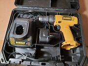 Dewalt Dw926 9.6v 3/8 Cordless Drill - Charger - Hard Case - With Battery