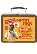 Travis Scott Mcdonalds Lunch Box Metal Cactus Jack Vintage Sold Out In Hand