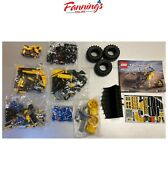 Parts For Lego Technic Volvo Concept Wheel Loader Zeux 42081
