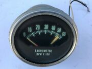 1964 Corvair Monza Spyder Used Factory In Dash Tach Tachometer