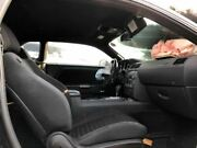 2014 Dodge Challenger Rt Interior Front Rear Cloth Seats W Console And Door Panels