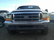 00 Ford F250 Super Duty Front Clip Chrome Grille 9026