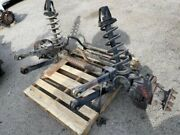 Used 98 Ram 3500 2wd Front Straight Axle Assy Dually Complete Nice 26580