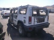 06 07 Hummer H2 Power Steering Gear Box From Top Fire Needs Re Seal 15238